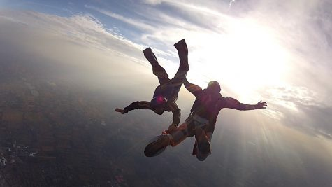 Skydiving, Storm Chasing, and Other Crazy Date Ideas