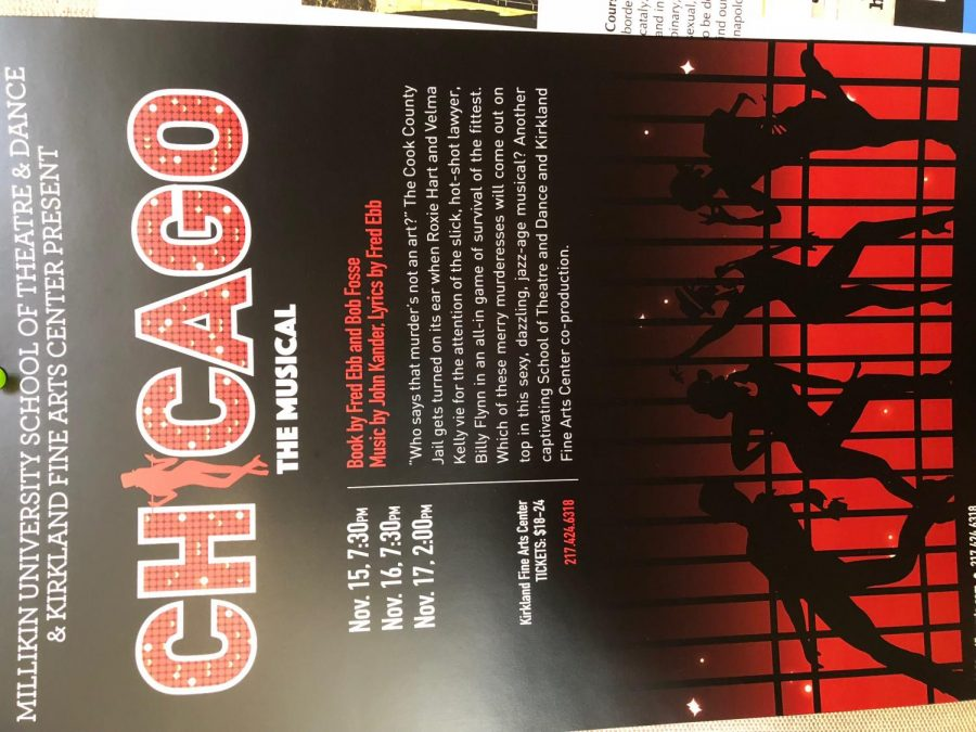 """Balancing Style and Story: """"Chicago"""" Preps for Opening Night"""