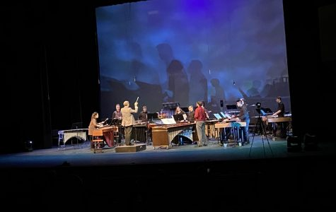 Tackling Discourse with Drums: Synergy Percussion Concert