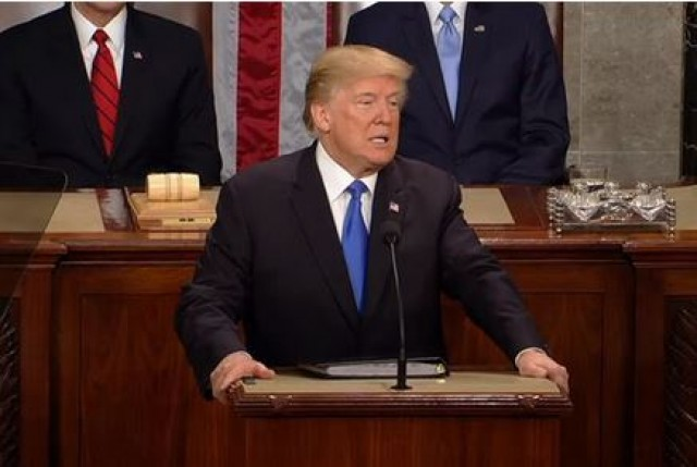 President+Donald+Trump+during+his+2018+State+of+the+Union+Address