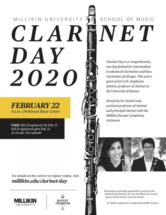 Clarinet Day 2020