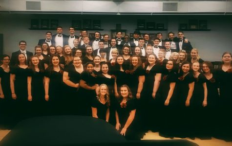 What I'll Miss Most About Millikin: Collegiate Chorale