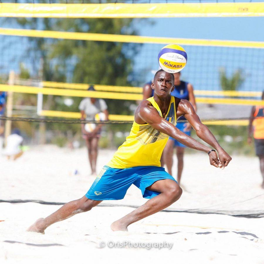 Spotlight: International Student and Volleyball Coach