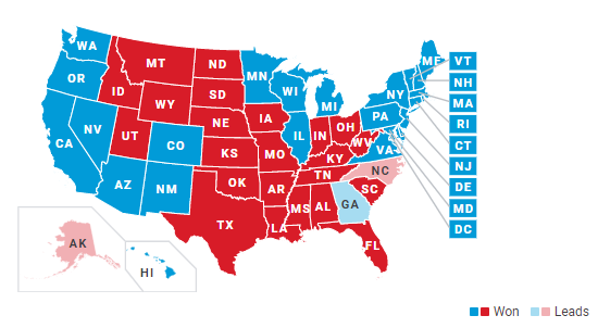 The Electoral College: Did My Vote Matter?