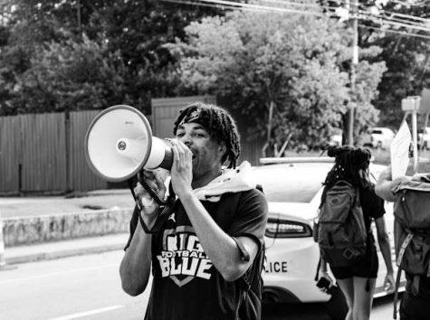Athlete and Activist: Jourdan Cooper