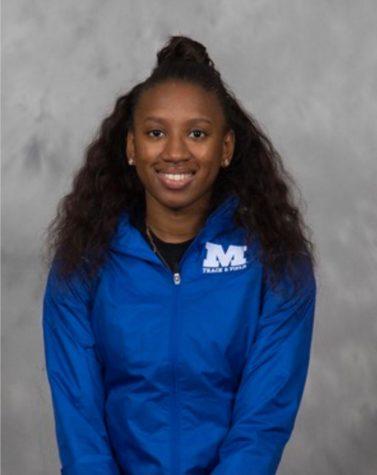 Athlete Spotlight: Akilah Ware