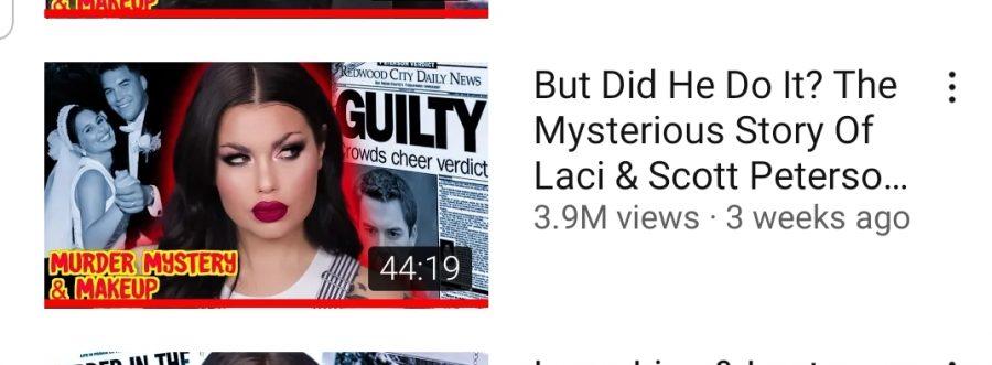 Murder, Mystery... Makeup?