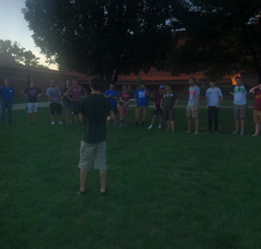 Photo Courtesy of Millikin Interfraternity Council