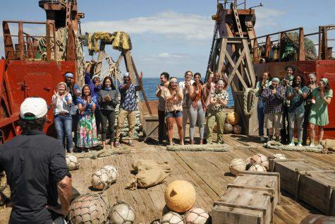 The three tribes of Survivor 41.